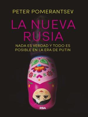 cover image of La nueva Rusia
