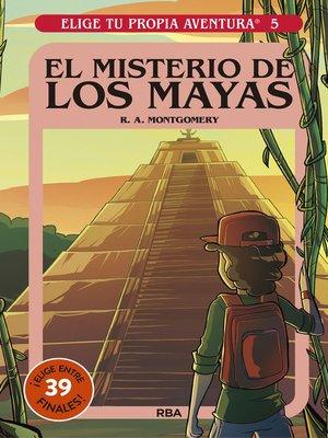 cover image of El misterio de los Mayas