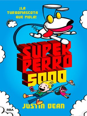 cover image of Superperro 5000