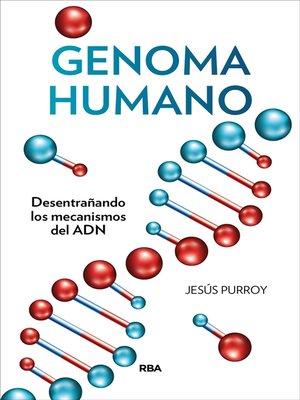 cover image of Genoma humano