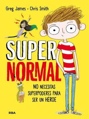 cover image of Supernormal