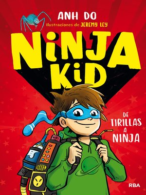 cover image of Ninja Kid#1. De tirillas a Ninja