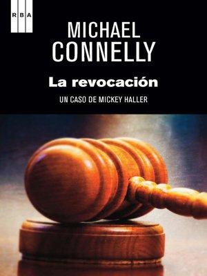 cover image of La revocación