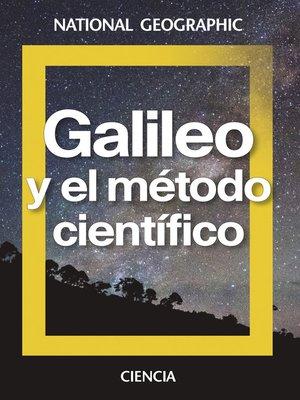 cover image of Galileo y el método científico
