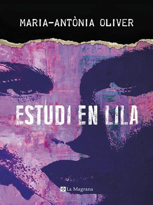 cover image of Estudi en lila