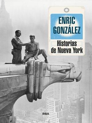 cover image of Historias de Nueva York