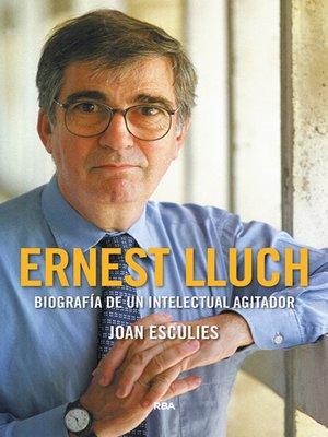 cover image of Ernest Lluch (Premio Gaziel 2018)