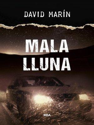 cover image of Mala lluna