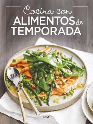 cover image of Cocina con alimentos de temporada