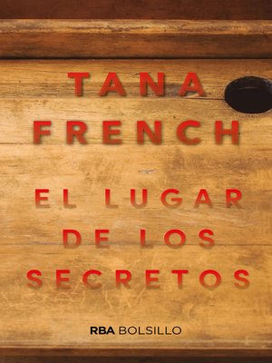 cover image of El lugar de los secretos