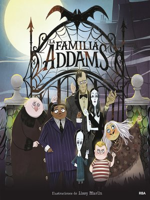 cover image of La familia Addams