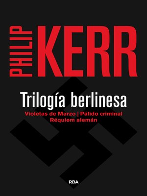 cover image of Trilogía berlinesa