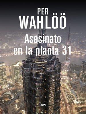 cover image of Asesinato en la planta 31