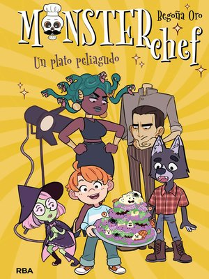 cover image of Monsterchef#2. Un plato peliagudo
