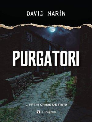 cover image of Purgatori (Premi Crims de Tinta 2019)