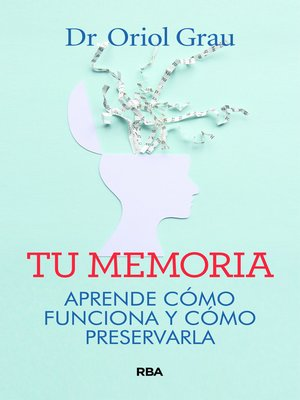 cover image of Tu memoria