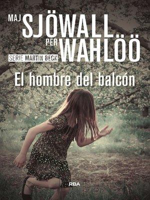 cover image of El hombre del balcón