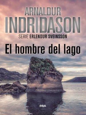 cover image of El hombre del lago