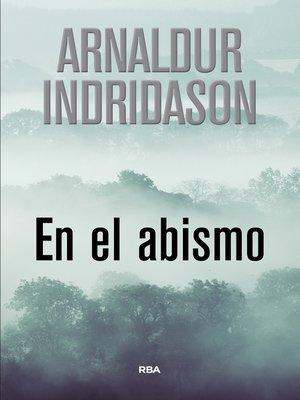 cover image of En el abismo