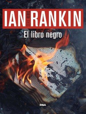 cover image of El libro negro