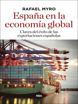 cover image of España en la economía global