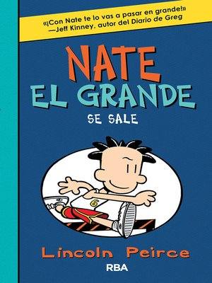 cover image of Nate el Grande. Se sale