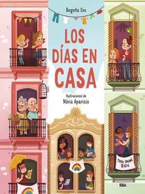 cover image of Los días en casa