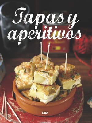 cover image of Tapas y aperitivos