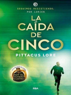 cover image of La caída de Cinco