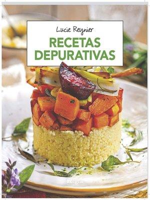 cover image of Recetas depurativas