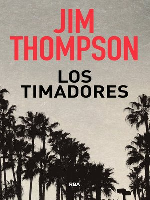 cover image of Los timadores
