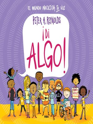 cover image of Di algo