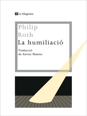 cover image of La humiliació