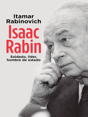 cover image of Isaac Rabin