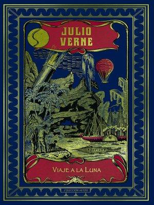 cover image of Viaje a la luna