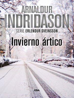 cover image of Invierno ártico