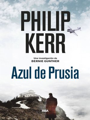 cover image of Azul de prusia