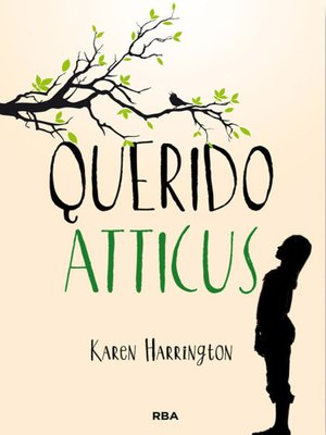 cover image of Querido Atticus