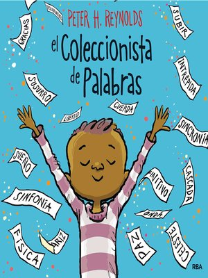 cover image of El coleccionista de palabras