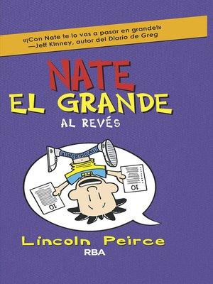 cover image of Nate el Grande. Al revés