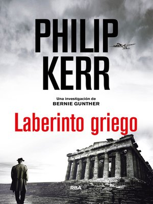 cover image of Laberinto griego
