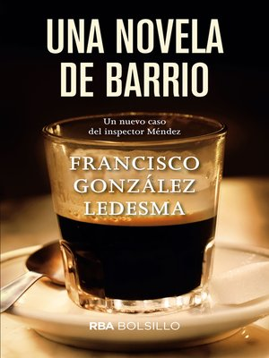 cover image of Una novela de barrio