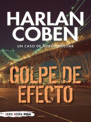 cover image of Golpe de efecto