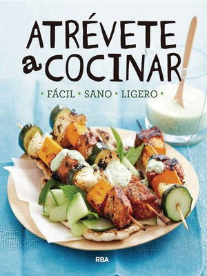 cover image of Atrévete a cocinar