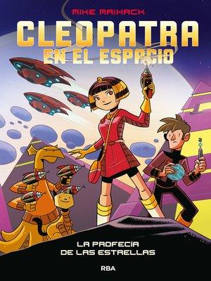 cover image of La profecía de las estrellas