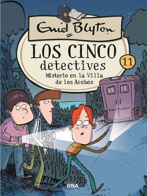 cover image of Misterio en la Villa de los Acebos