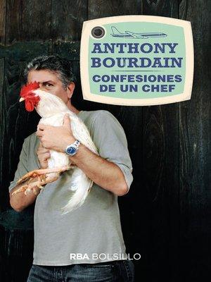 cover image of Confesiones de un chef