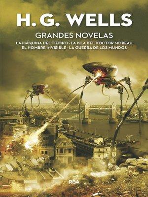 cover image of Grandes novelas