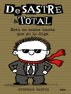 cover image of De Sastre & Total#7. Esto no acaba hasta que yo lo diga