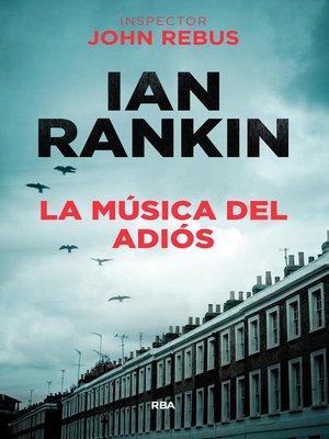 cover image of La musica del adiós
